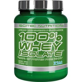 SCITEC 100% Whey Isolate Proteinpulver 700g Vanilia